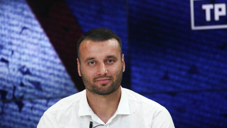Николай Димитров: Целта ни е да се утвърдим във Втора лига