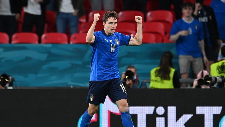 Манчини гласи Киеза за титуляр срещу Белгия