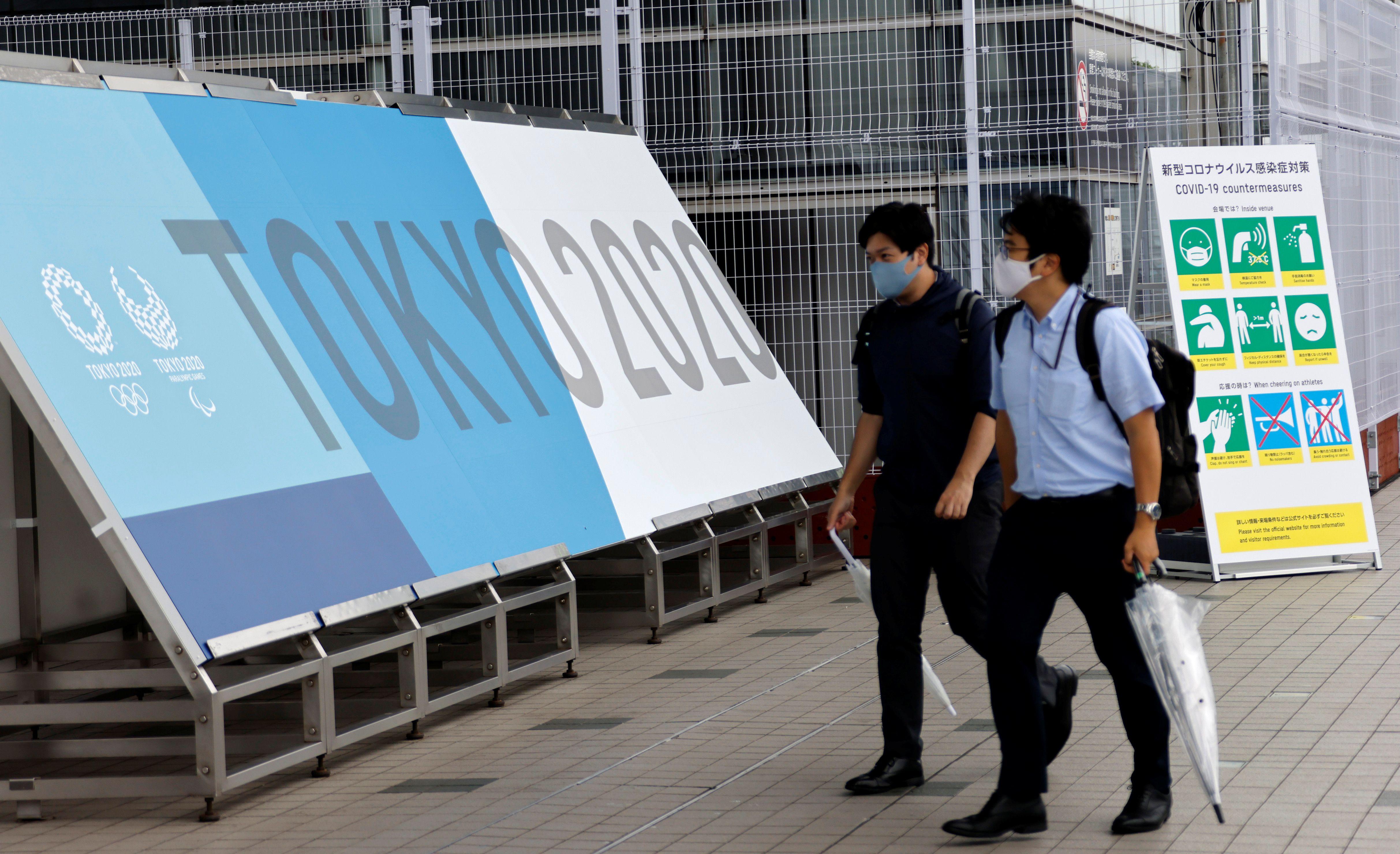 До момента няма случаи на сериозно заболели от коронавирус на Олимпийските игри