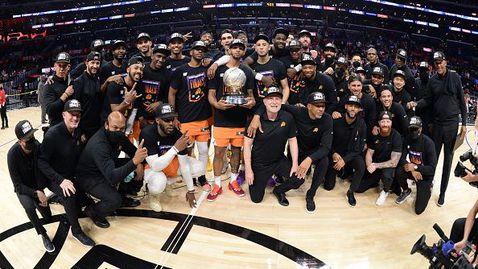 Финикс Сънс се класира на финал в НБА за пръв път от 28 години