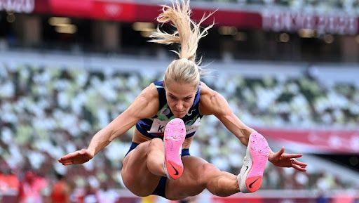 Даря Клишина получи контузия и отпадна в квалификациите на скока на дължина на Игрите в Токио