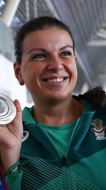 Антоанета Костадинова: Сигурна съм, че България ще има други медалисти в Токио 2020