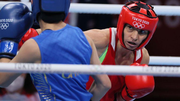 Стойка Кръстева на полуфинал в Токио