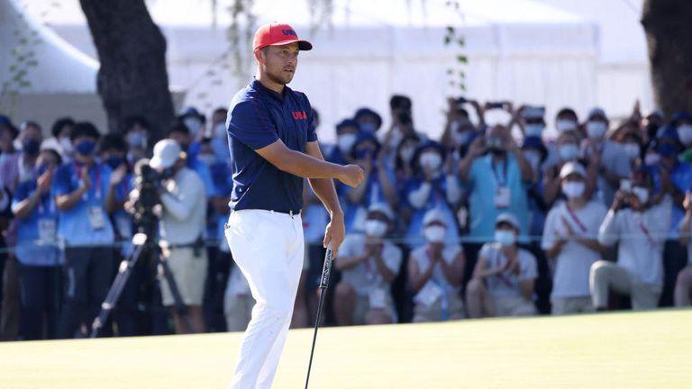 Ксандер Шауфеле спечели олимпийската титла по голф