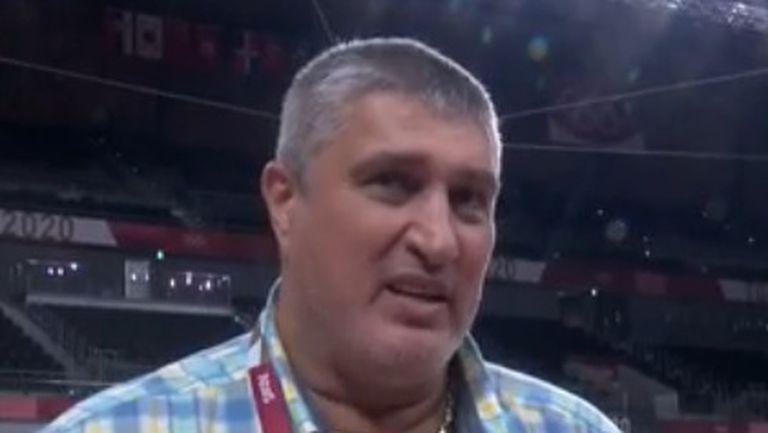Ганев: Целта ни е да класираме поне един отбор и поне една двойка на плажен волейбол за следващата Олимпиада🏐