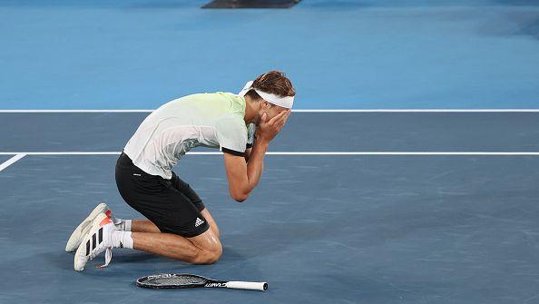Александър Зверев триумфира с олимпийската титла в тениса