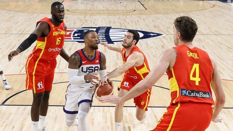Жребият е хвърлен: САЩ срещу Испания още на четвъртфиналите