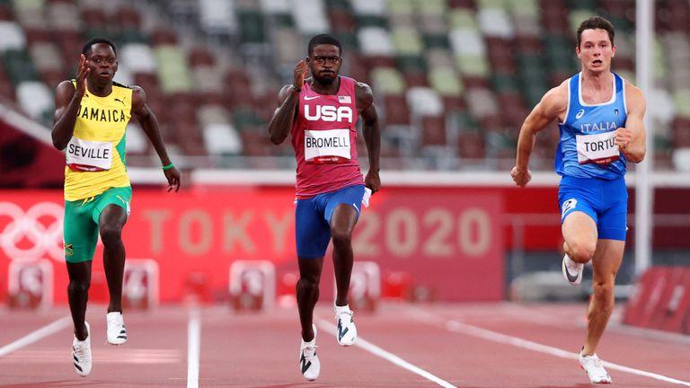 Голяма изненада в леката атлетика в Токио, най-бързият на 100 метра през сезона отпадна на полуфиналите