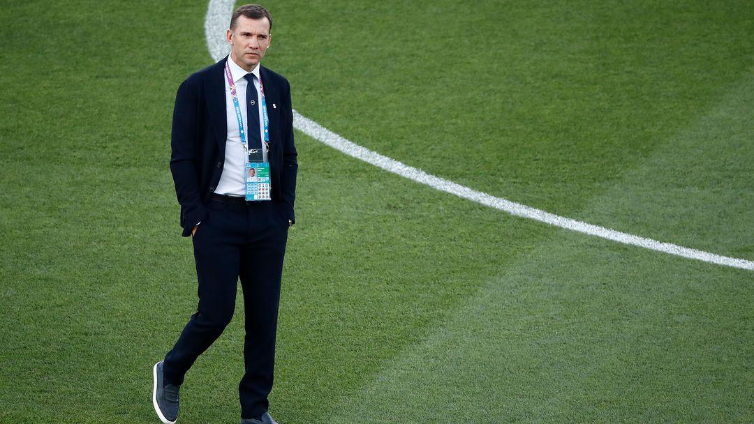 Шевченко напусна националния отбор на Украйна