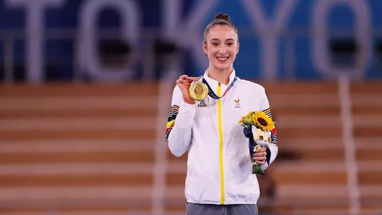 Нина Дервел донесе първо злато на Белгия от Токио 2020