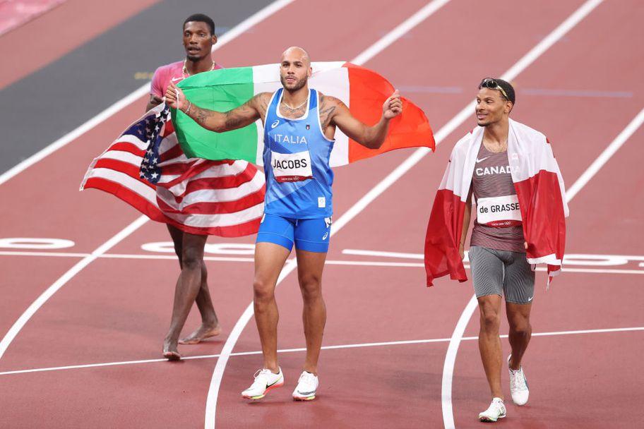 Сензационна олимпийска титла за Италия на 100 метра при мъжете с нов европейски рекорд