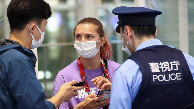 МОК проучва скандала с лекоатлетката от Беларус