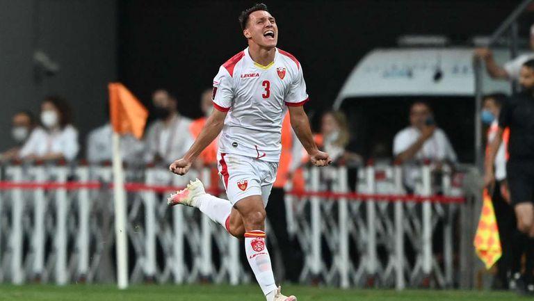 Турция изпусна преднина от два гола срещу Черна гора