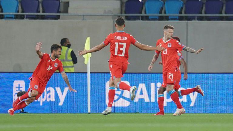 "Люксембург записа втора победа в група ""А"""