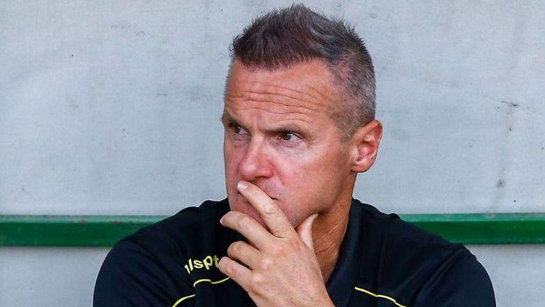 Готви се треньорска промяна в пловдивския Ботев