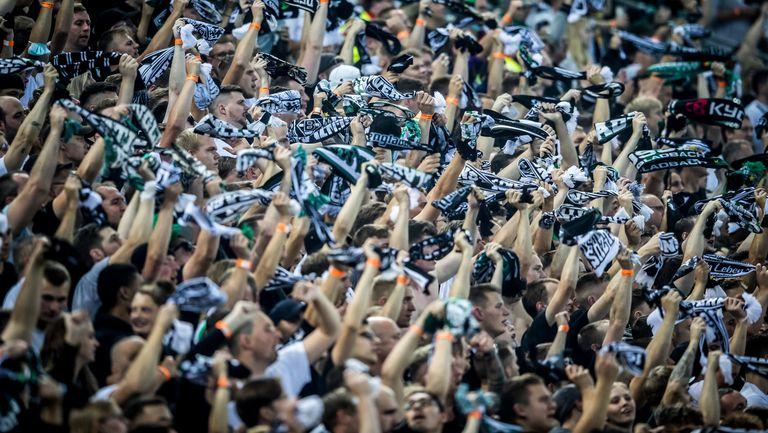Борусия (Мьонхенгладбах) ще посрещне Байерн на пълен стадион