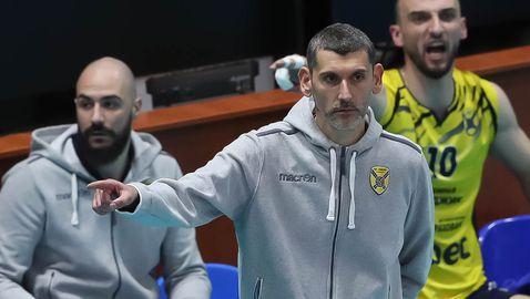 Александър Попов пред Sportal.bg: Монтана игра по-освободено! Не бяхме много добри, но спечелихме (видео)