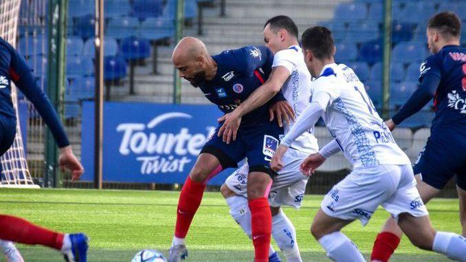 Отборът на Филип Кръстев е сигурен за Лига 1