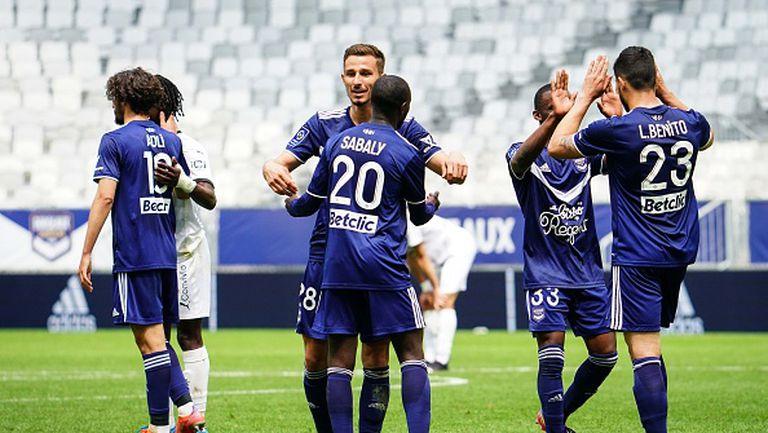 Бордо - Рен 1:0