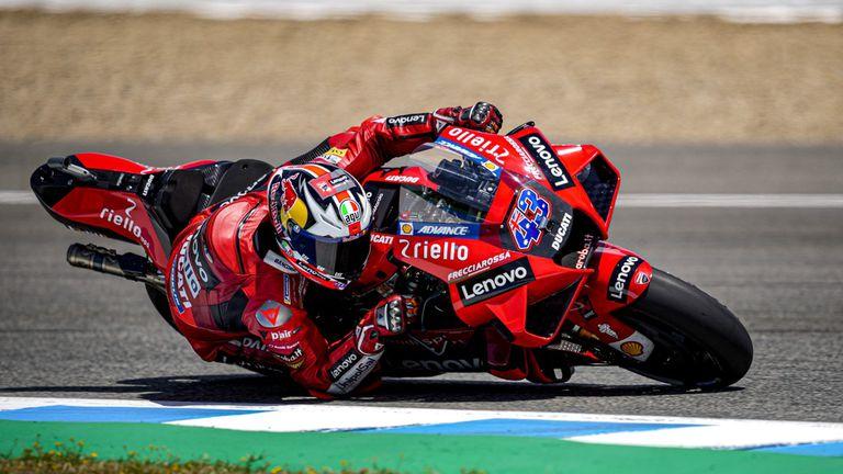 Малшанс за Куартараро и победа за Милър в ГП на Испания в MotoGP (видео)