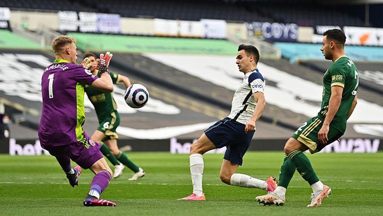 Тотнъм - Шефилд Юнайтед 4:0