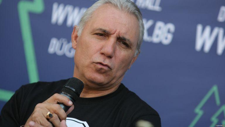 Стоичков ще съди румънеца със скандалните твърдения