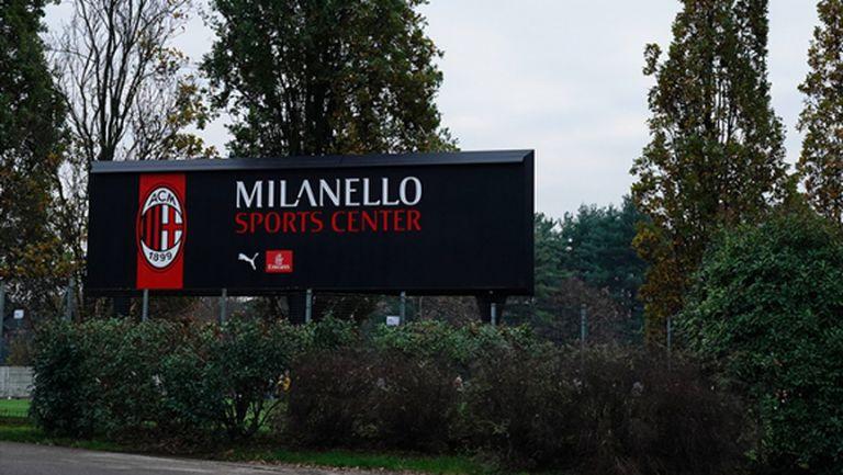 Пиоли започна с промените в Милан от столовата
