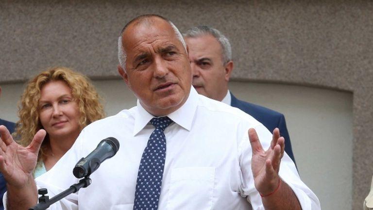 Бойко Борисов: Призовавам Борислав Михайлов незабавно да си подаде оставката!