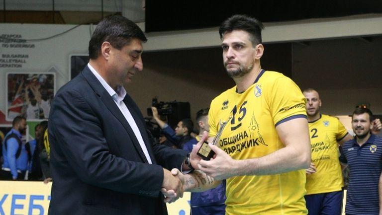 Боре Кьосев: Пранди се върна в България заради Братоеви
