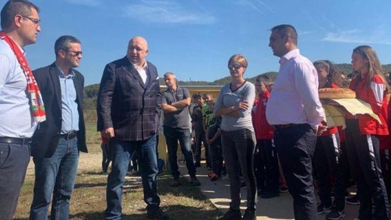 Изграждат два ролбана за биатлон в Троян и Самоков