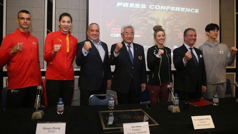 София приема турнир от Гран При сериите по таекуондо
