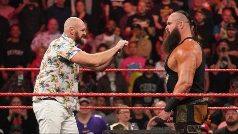 Тайсън Фюри прибира 15 милиона от WWE?