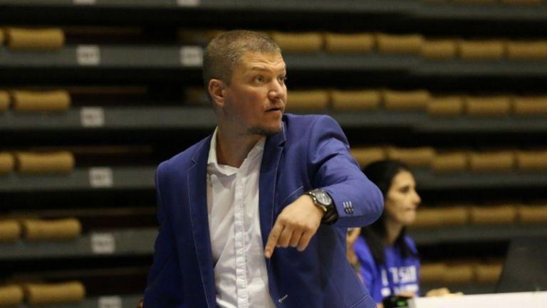 Александър Дяковски: Искаме да играем хубав баскетбол