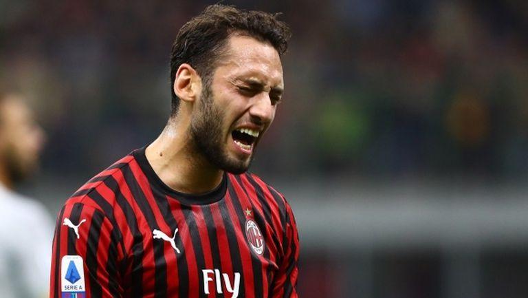 Милан изпусна победата в дебюта на Пиоли (видео)