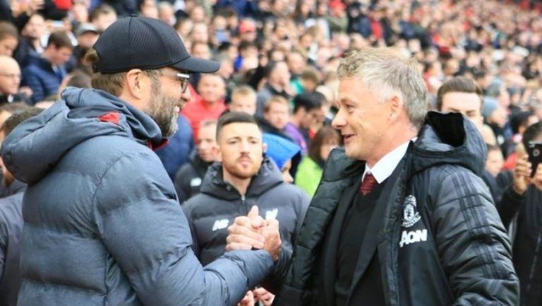 Клоп: Трета поредна година Юнайтед само се защитава срещу нас, но това не е упрек