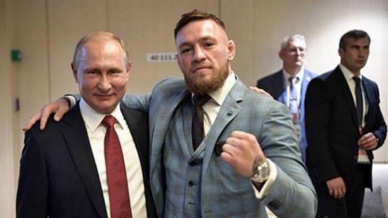 Конър Макгрегър дава пресконференция в Москва този четвъртък