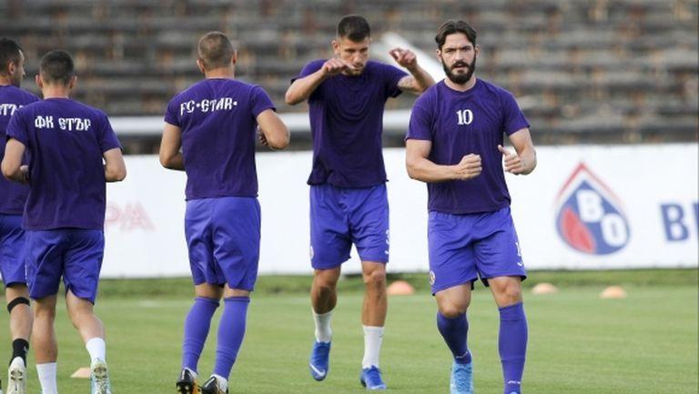 Етър вдигна контузените, в пълна готовност за ЦСКА-София