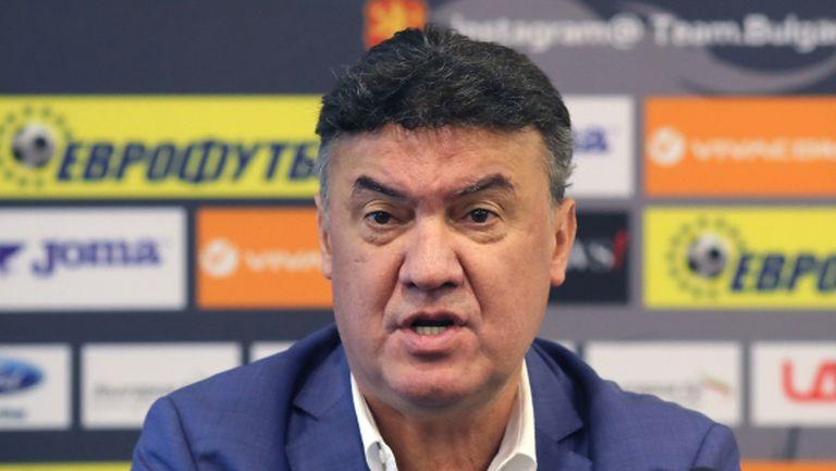 УЕФА ни предупреди за напускането на Боби