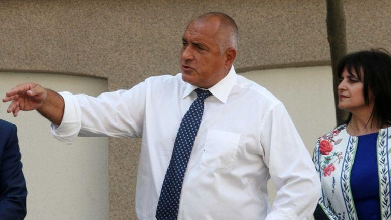 Бойко Борисов: Чест прави на ръководството на БФС, че си подадоха оставките