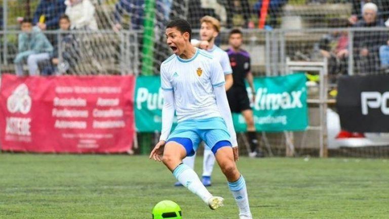 Юнайтед договори 16-годишен испански голаджия