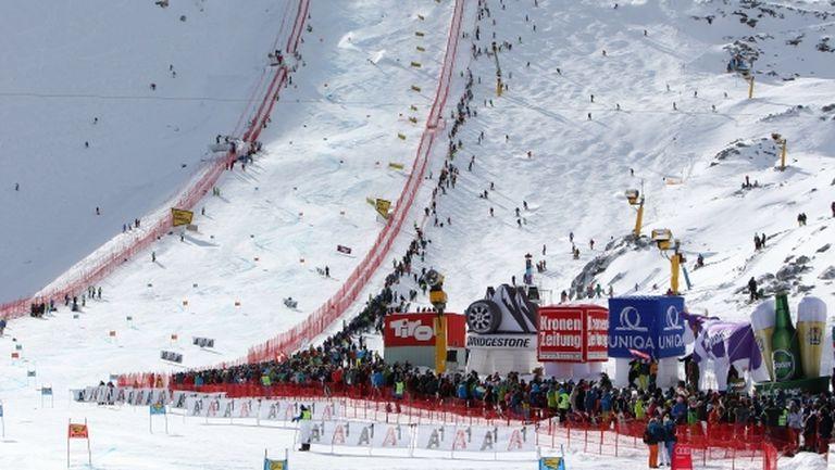 Зьолден традиционно открива новия сезон в алпийските ски