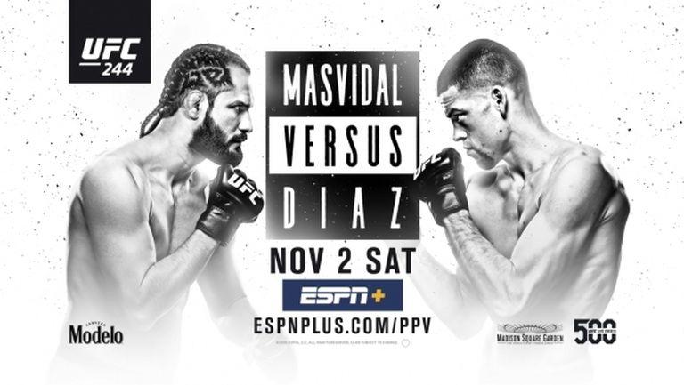 """UFC пусна промо за """"легендарния"""" дуел Диас - Масвидал (видео)"""
