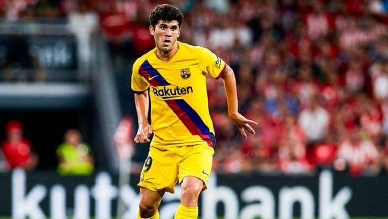 Тотнъм набеляза халф от Барселона за заместник на Ериксен