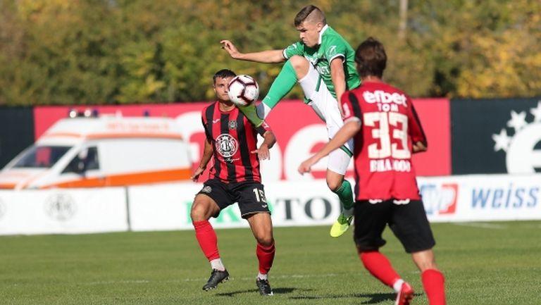 Тонислав Йорданов: Играем футбол, който е приятен за хората