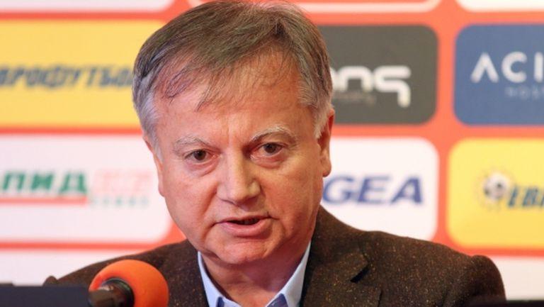 Инджов: Вече сме на пистата и краят се вижда