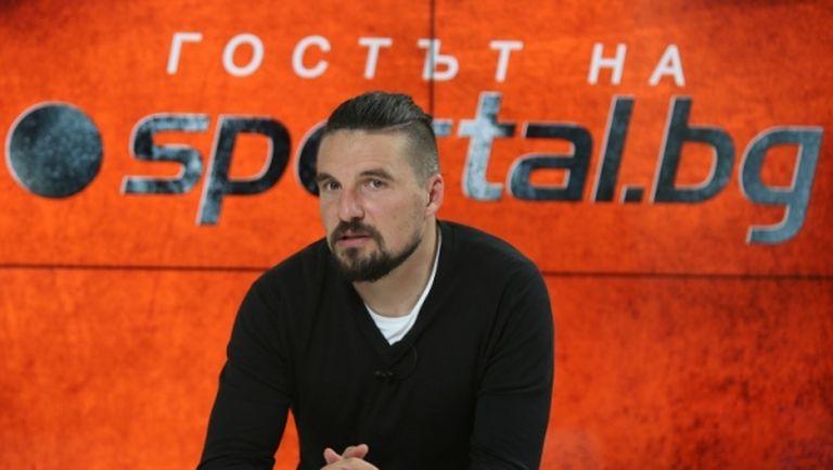 Йовов: България беше удобна за расисткия скандал, вижда се, че Левски гради отбор (видео)