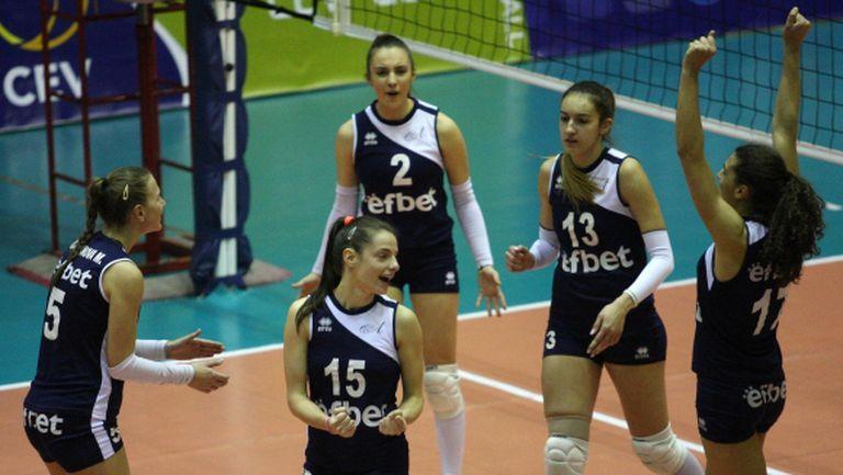 Левски разгроми Берое на старта на женското първенство