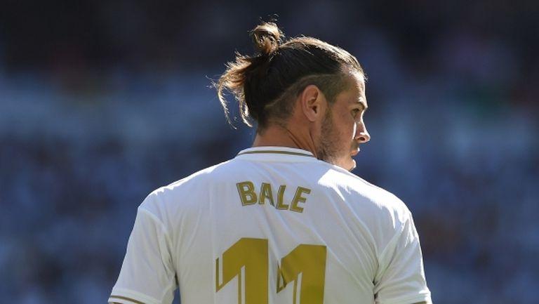 Каре от Реал Мадрид остана във фитнеса