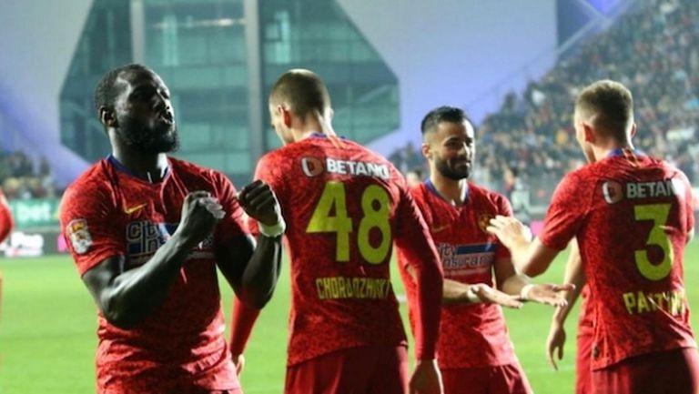 Чорбаджийски направи асистенция и получи червен картон при разгром на ФКСБ (видео)