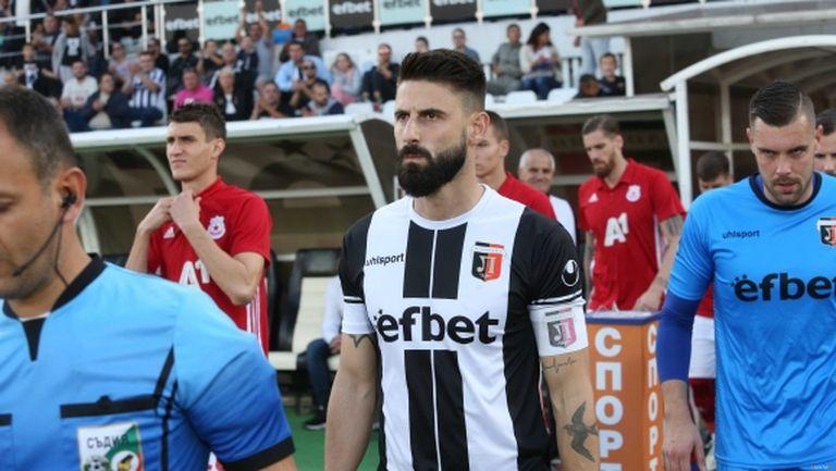 Димитър Илиев на гол от подобряване на личен рекорд